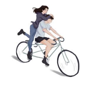TANDM Bicycle Tee