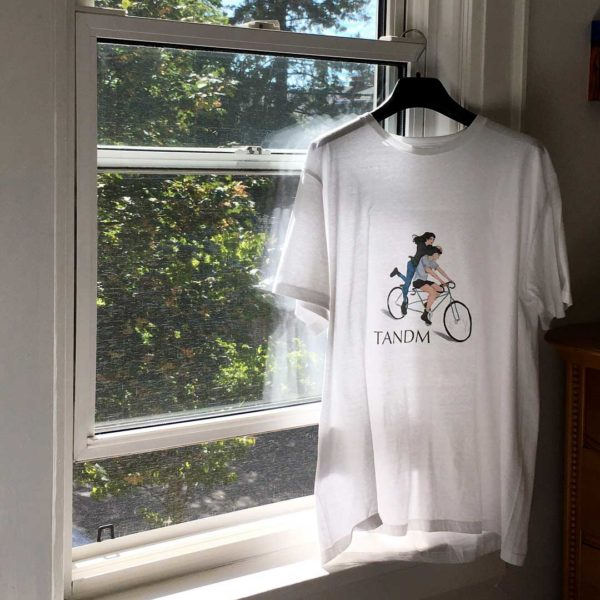 TANDM Bicycle Tee