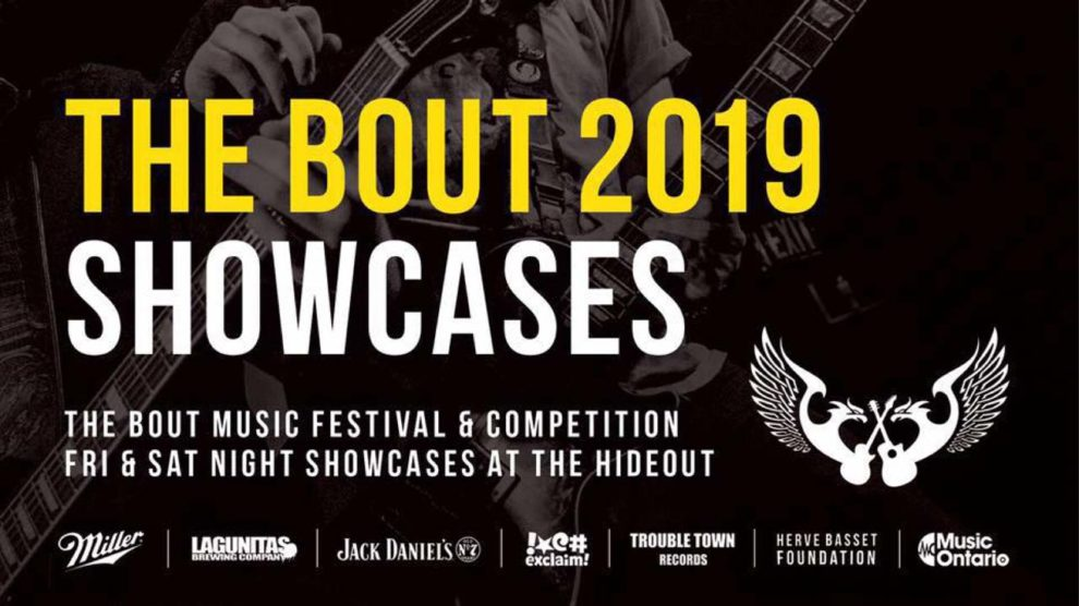 The Bout 2019 Music Festival & Competition @ The Hideout