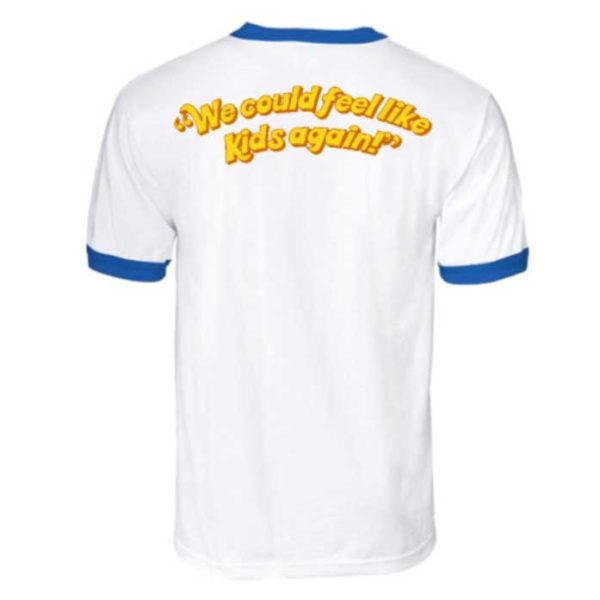 TANDM Dreamworld Lyric Ringer Tee - Back